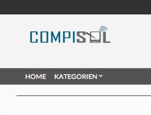 Produktsuche von Compisol ist Online