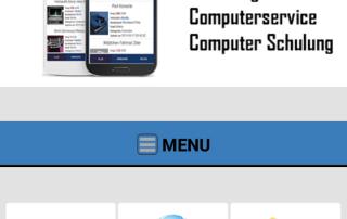 Android Firmen Info App