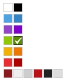 Events App Colors