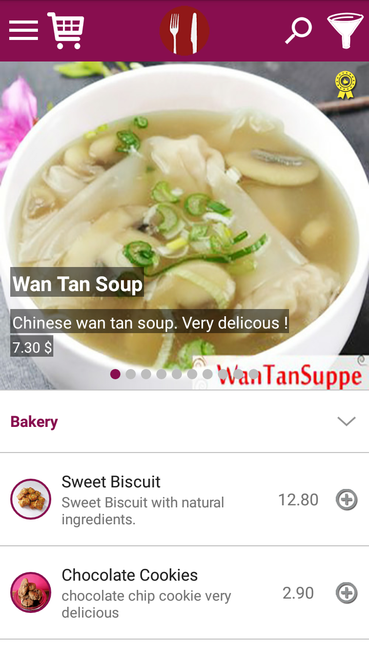 how to get food network app android