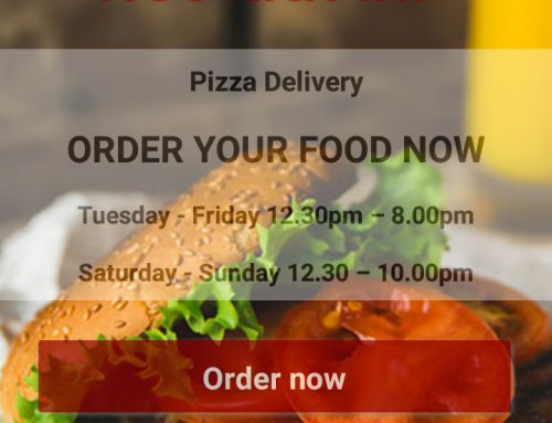 Get Android Food Delivery App